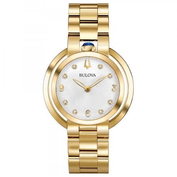 Relógio Bulova com Diamantes